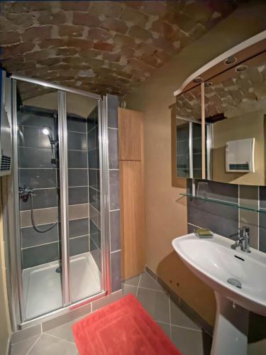 Amandier salle de bain