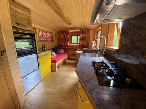 Vieux Chêne intérieur cuisine